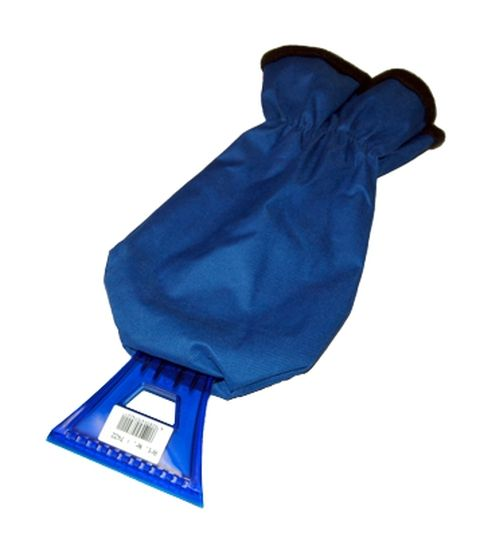 Škrabka na led - rukavice