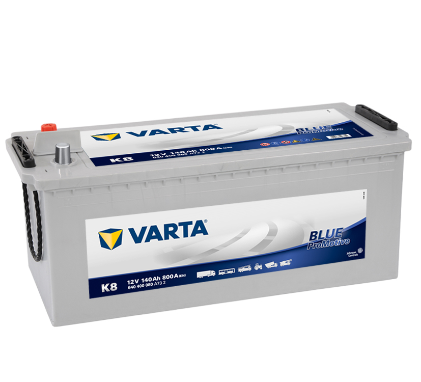 Autobaterie VARTA Blue 12V,140 Ah