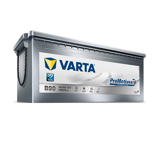 Autobaterie VARTA Promotive EFB 12V, 190Ah, 690 500 105