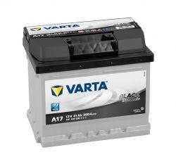 Autobaterie VARTA Black 12V, 41Ah