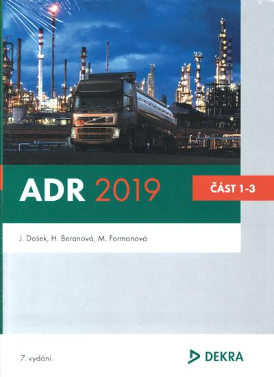 Dohoda ADR 2019