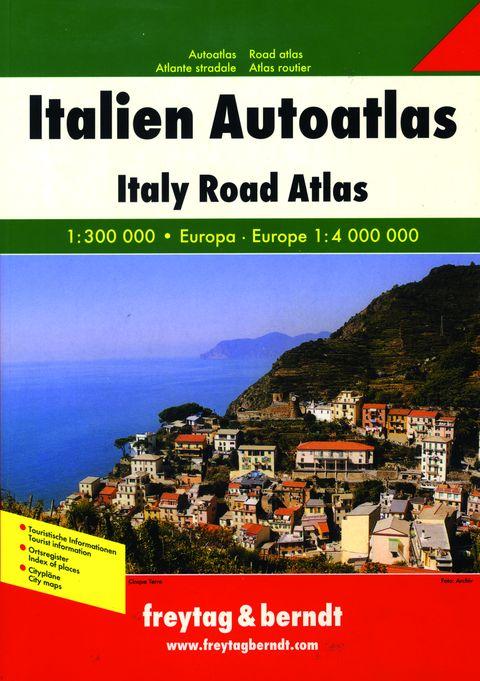 Sešitový atlas - Itálie
