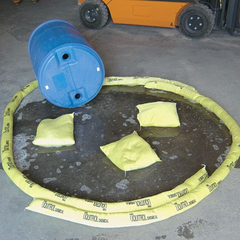 Chemický sorpční had 8 × 120 cm, 1 ks