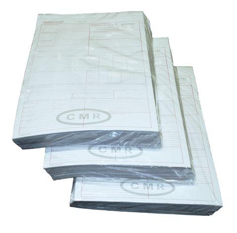 Nákladní list CMR 5listý (balení po 500 ks)