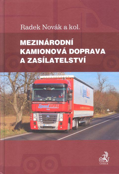 Mezinárodní kamionová doprava  R.Novák