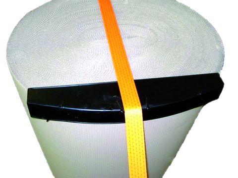 Ochranný roh na papírové role s radiusem 2000 mm