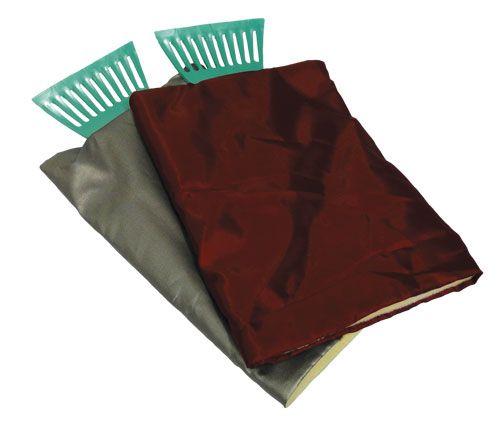 Škrabka s rukavicí