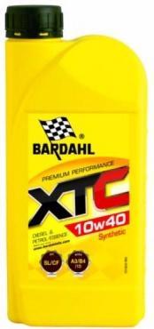 Motorový olej XTC 10W40 1l, ACEA A3/B4