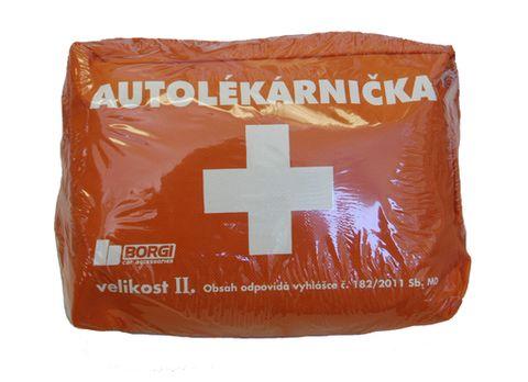 Autolekarna vel.2 dle 182/2011 (pro autobusy)