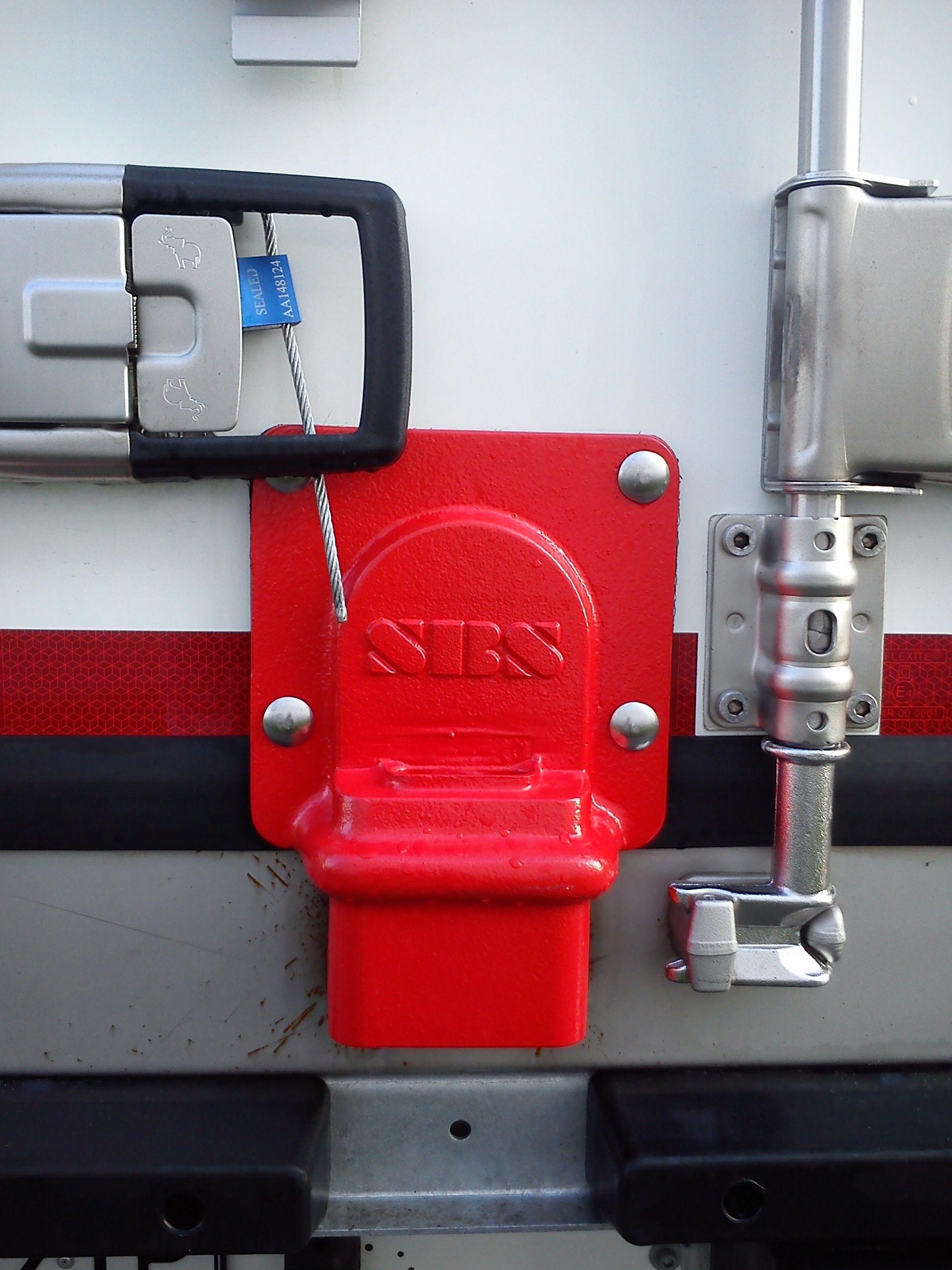 Zámek na návěs frigo SBS Abloy PL358