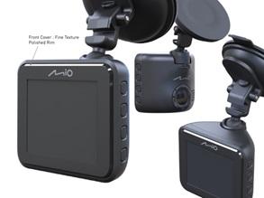 Kamera MIO MiVue C320, LCD 2