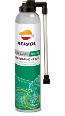 Puncture Repair - Repsol, 300ml
