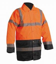 Reflexní kabát Sefton žlutý