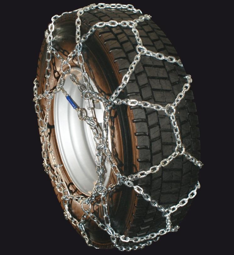 Sněhové řetězy pro nákladní vozidla Arktik A21